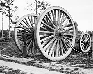civil war sling cart