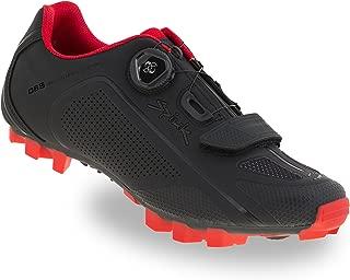Spiuk altube MTB Shoe, Unisex Adult, Unisex Adult, Altube MTB, Black red, 39