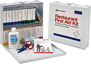 restaurant first aid kit