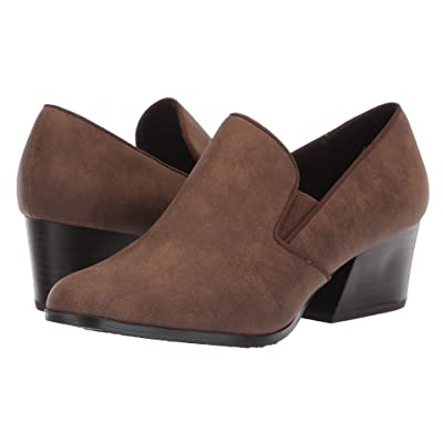 Soft Style Graze (Dark Brown Nubuck) Women