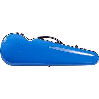 Estuche para violín fibra de vidrio Vision 4/4 Azul M-Case: Amazon.es: Instrumentos musicales