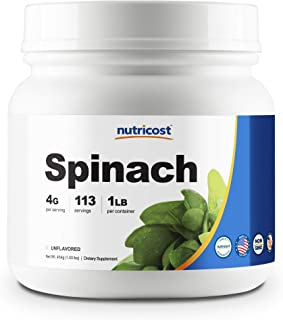 spinach extract powder for weight loss