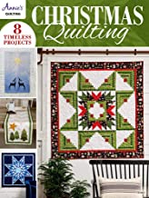 Christmas Quilting: 8 timeless projects