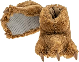 Animal Paw Slippers for Adults and Kids, Cozy, Soft, Fun, Costume