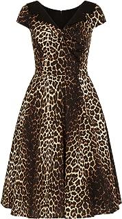 Best leopard print rockabilly dress Reviews