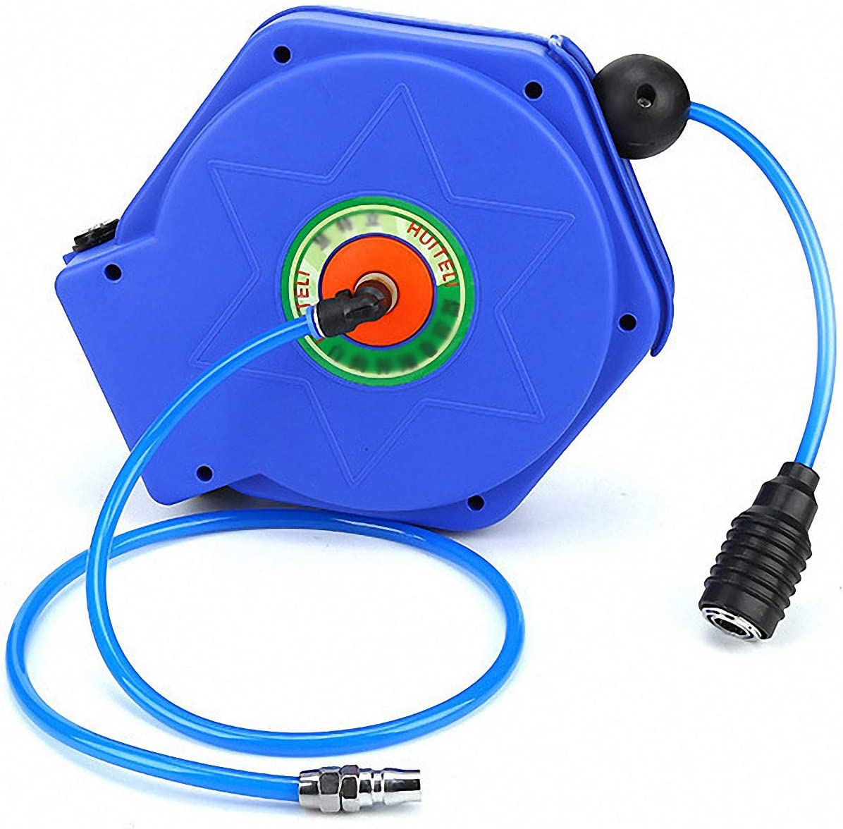 Automatic Hose Reel Opening large release sale 9M Garden Max 70% OFF Wall-Mounted Air Retractable