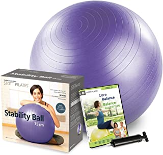 Stott Pilates Staiblity Ball Power Pack