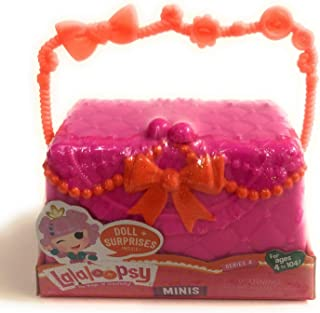 Lalaloopsy Series 4 Minis-Pink Purse Container