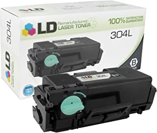 LD Remanufactured Toner Cartridge Replacement for Samsung 304L MLT-D304L High Yield (Black)