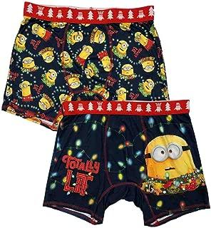 minion underwear mens