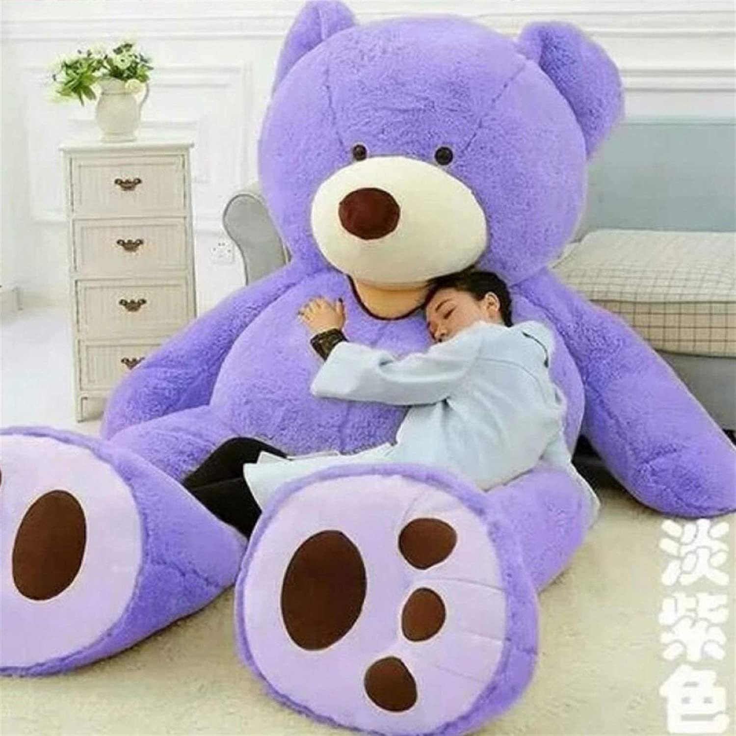 Comfortable and Durable Giant Big Pl Bear Stitched Unfilled Outstanding Skin Popular product