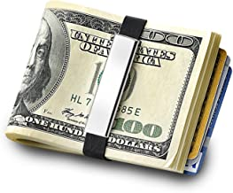 Grand Band Money Band , Elastic Card Holder, Minimalist Wallet