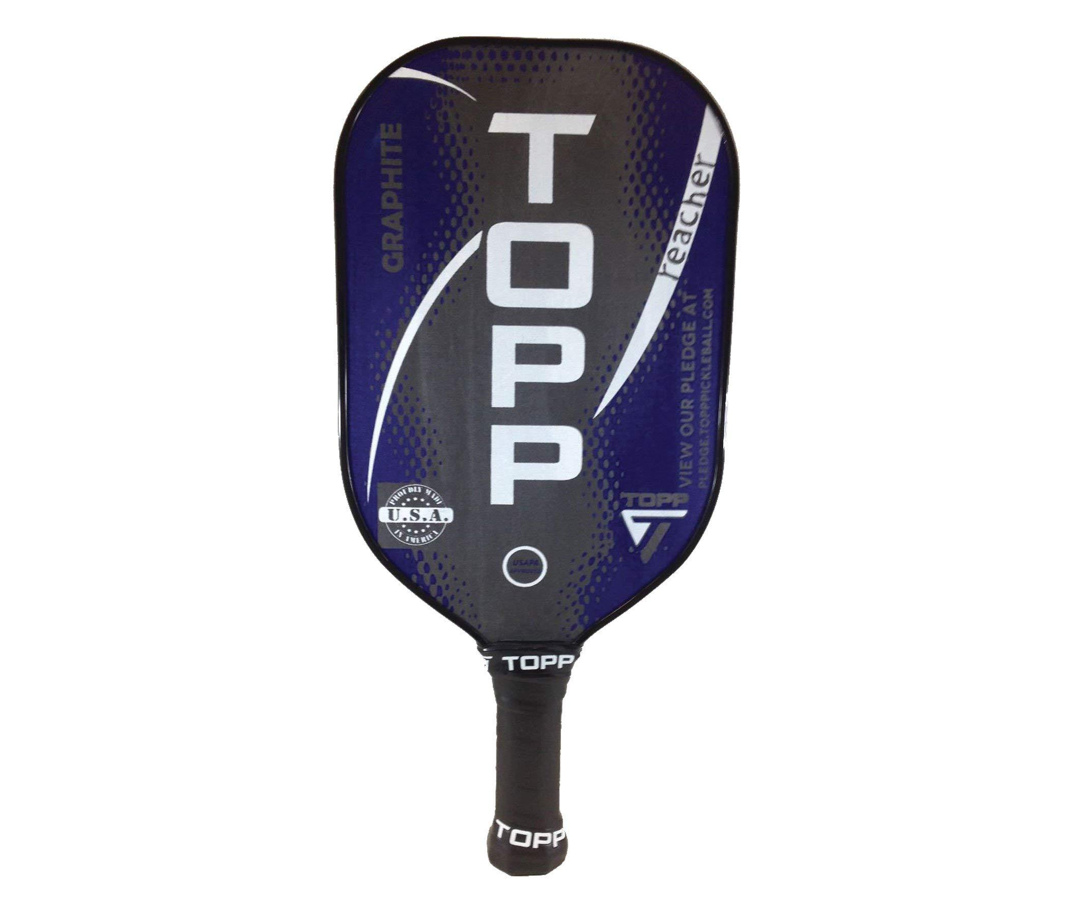 Topp Pickleball Paddle Reacher Graphite Blade -51YH