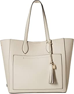 fb6d968d222 Ivory. 12. Cole Haan. Piper Leather Tote. $215.99MSRP: $270.00. 5Rated 5  stars out of 5. Flamingo Pink