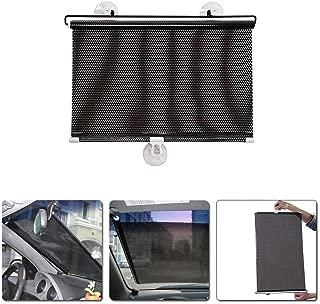 40cm60cm Car Auto Windshield Sunshade Shield Auto Retractable Side Window Solar Protection Sun Shade Curtain Front Windscreen