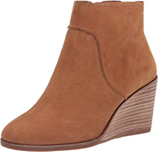 Lucky Brand Women's Zanta Bootie Ankle Boot, Topanga Tan, 9