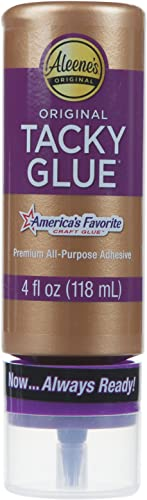 Aleene's Always Ready Tacky Glue, 4 oz