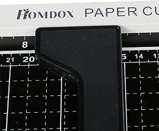 Paper Trimmer A3 Paper Cutter Heavy Duty Photo Guillotine Craft Machine Accessories(Black, Suit for Paper Cutter)