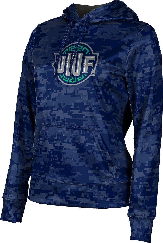 ProSphere University of West Florida Girls' Pullover Hoodie, School Spirit Sweatshirt (Digital)