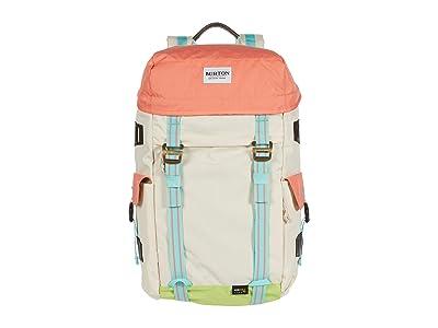 Burton Annex Pack (Creme Brulee Triple Ripstop Cordura) Backpack Bags