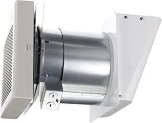 Panasonic FV-08WQ1 WhisperWall Ventilation Fan, Quiet Air Flow, Long Lasting, Easy to Install