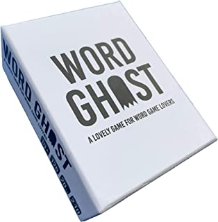 WordGhost Card Game - A Fun Word Game for Everyone!