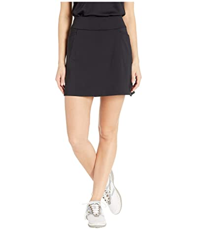 adidas Golf Ultimate Knit 16 Skort (Black) Women