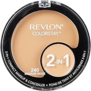 Revlon ColorStay 2-in-1 Compact/Concealer - Medium Beige #240
