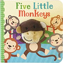 Five Little Monkeys (Finger Puppet Board Book)