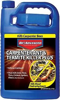 Bayer Advanced 700315 Carpenter Ant and Termite Killer Plus Concentrate, 1-Gallon