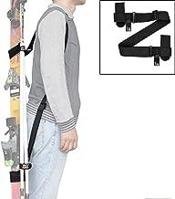 YYST Thick and Strong Ski Shoulder Carrier Lash Handle Straps Porter