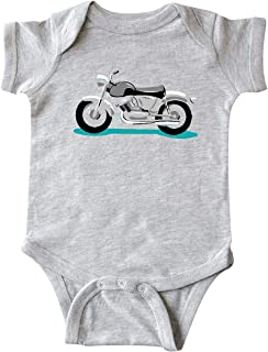 inktastic Motorcycle Infant Creeper