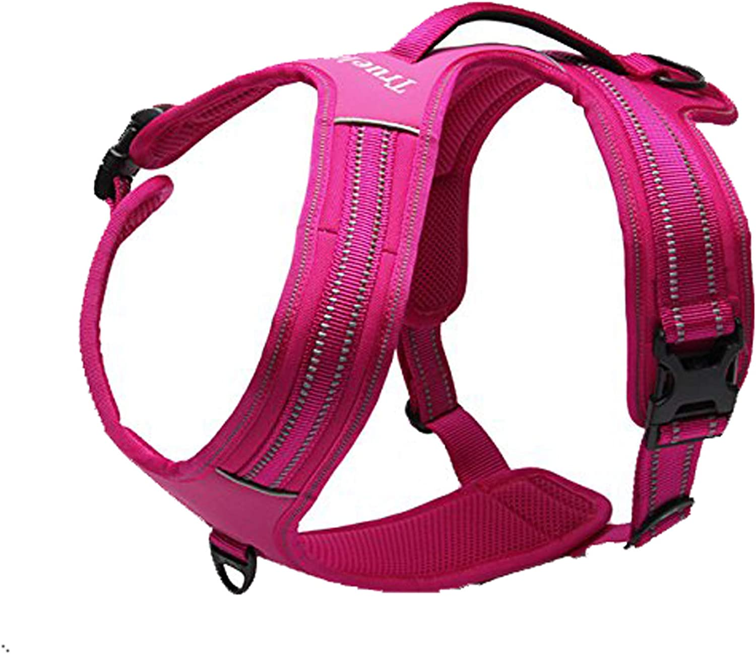 TRUE LOVE Reflective Dog Harness Soft No-Pull Padded with Sales for sale Outlet ☆ Free Shipping Handle