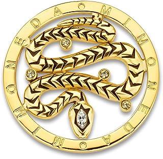 Mi Moneda - Women Coin Pendant SW-JUN-SNA-02-L