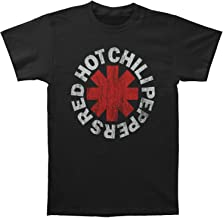 Bravado Men's Red Hot Chili Peppers