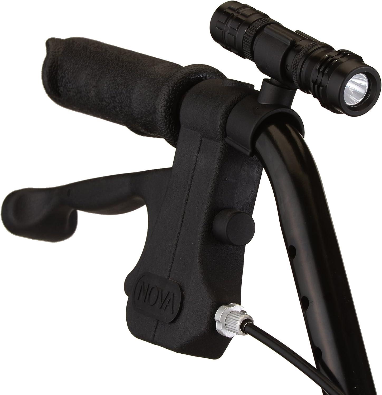 NOVA Flashlight for Canes Walkers and Boston Mall Strollers Bik Rollators Max 55% OFF
