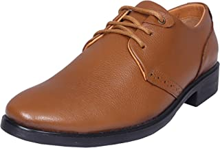 Zoom Men Pure Leather Formal Shoes B-52
