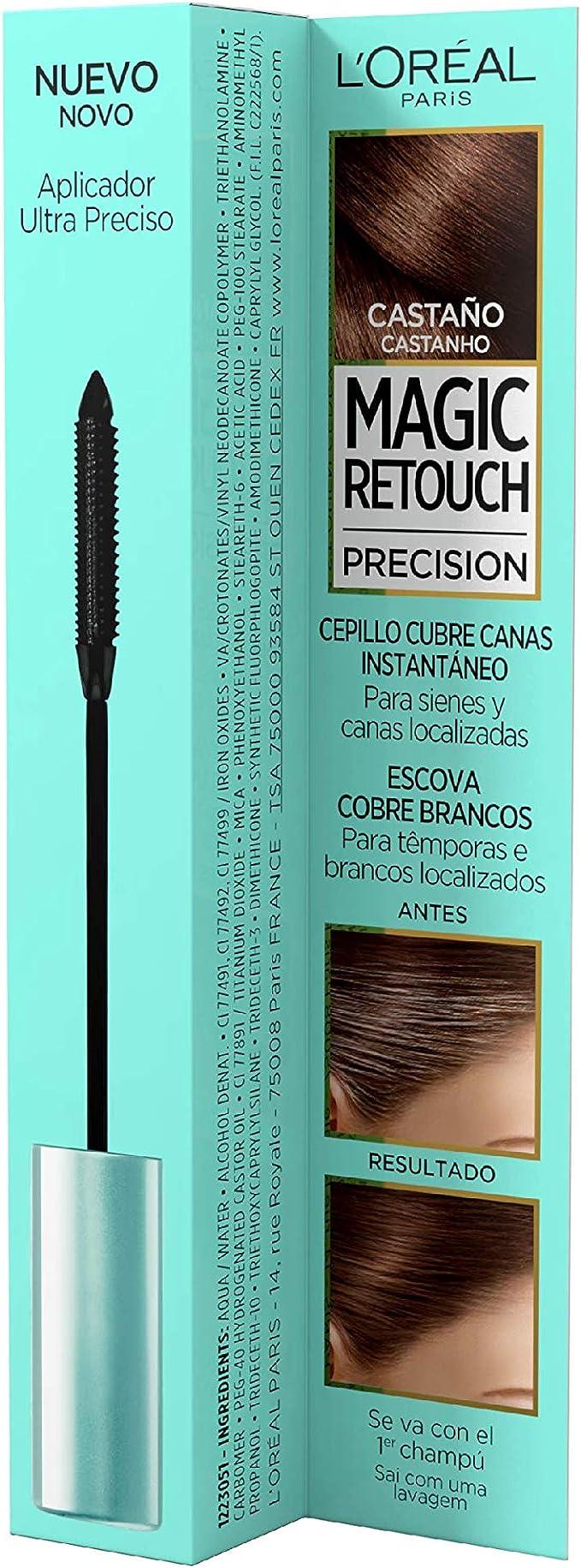 LOréal Magic Retouch Precision Castaño: Amazon.es: Belleza