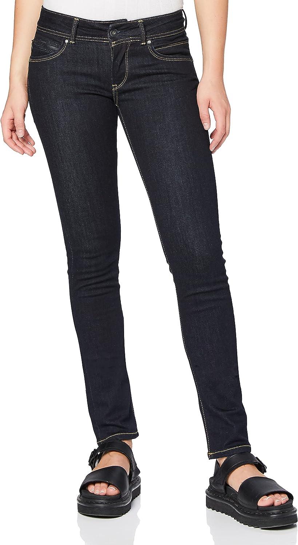 Pepe Jeans New Brooke Max 72% OFF Women M15 Blue EU popularity - US Raw 42 40