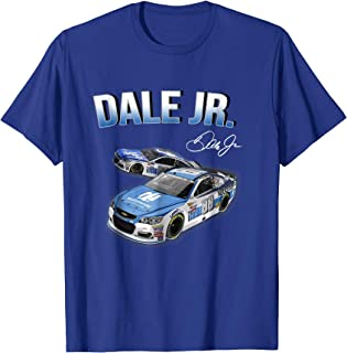 Dale Earnhardt Jr. Fan For Life - Accomplishments T-Shirt