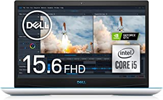 Dell ゲーミングノートパソコン Dell G3 15 3500 ホワイト Win10/15.6FHD/Core i5-10300H/8GB/256GB SSD+1TB HDD/GTX1650/Webカメラ/無線LAN NG35G5A-AWL...