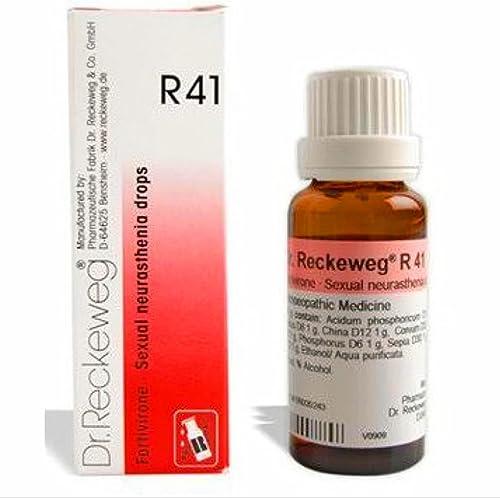 R41 SEXUAL NEURASTHENIA