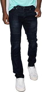 RING OF FIRE Men's Five Pockets Stretch Denim Stretch Slim Jeans