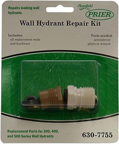 2021 Prier online sale 630-7755  Wall Hydrant Repair lowest Kit online sale