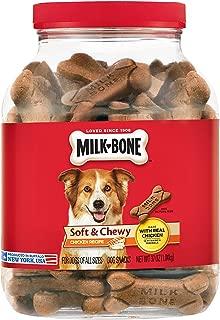 Milk-Bone Soft & Chewy Dog Snacks - Chicken Recipe (37 oz., 2 pk.)