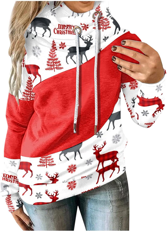 service Hemlock Women Christmas Sweaters Swe Pullovers Recommendation Turtleneck Hooded