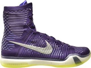 Kobe X Elite Men's Shoes Grand Purple/Reflect Silver-Persian Volt 718763-505