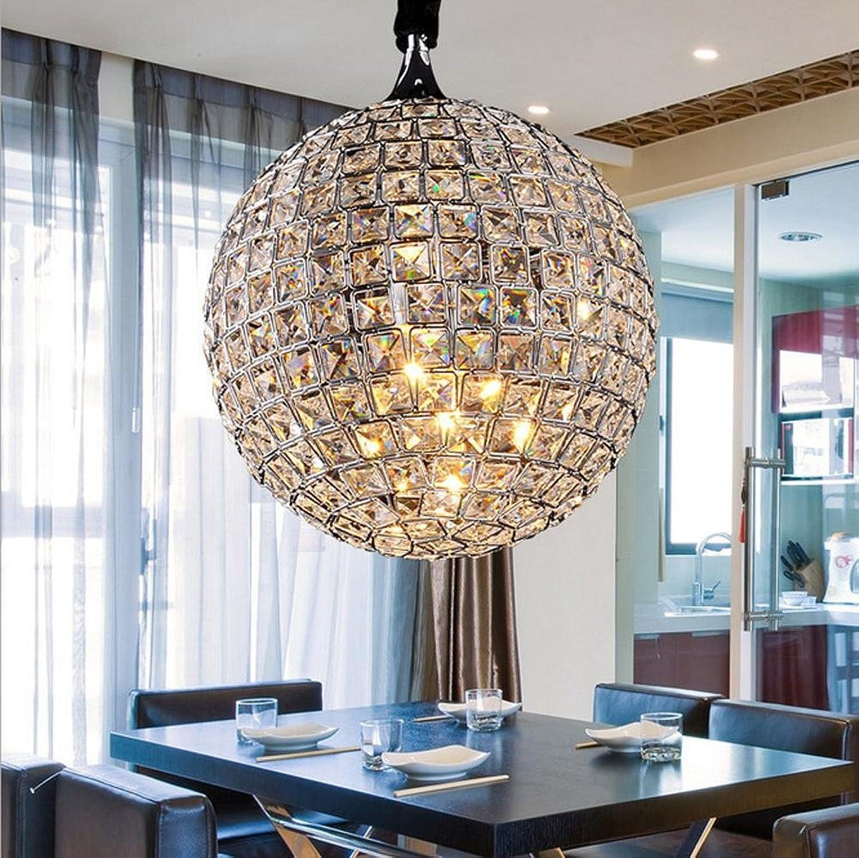Aututer Moderne Retro-Haus Restaurant Schlafzimmer Kronleuchter Jane europischen Stil europischen kreisfrmigen Kronleuchter Kristall Kerze hngenden Lichter [Energieklasse A ++]