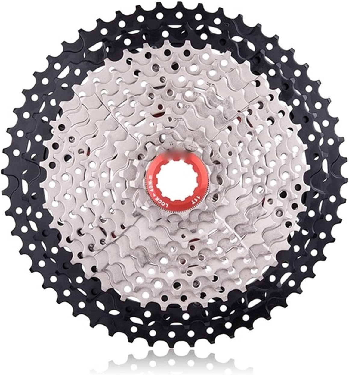 Challenge the lowest price of Japan Super-cheap Mountain Bike 11 Speed 11-52T Cassette MTB Ratio Fr 11S Wide 52T