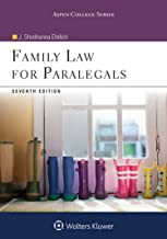 Family Law for Paralegals (Aspen College Series) PDF